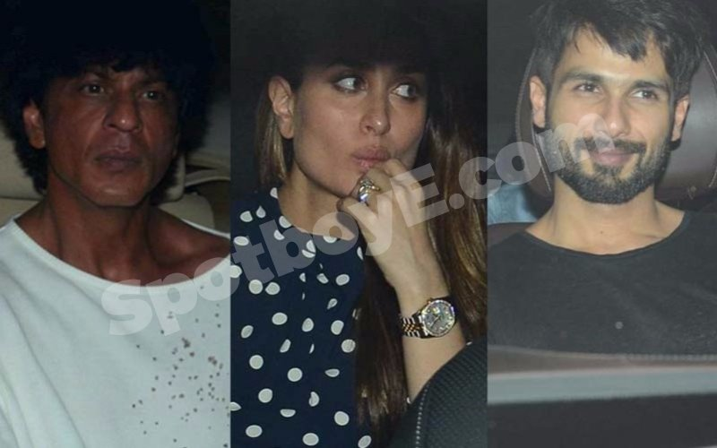 In Pics: Here's who partied with Karan Johar last night