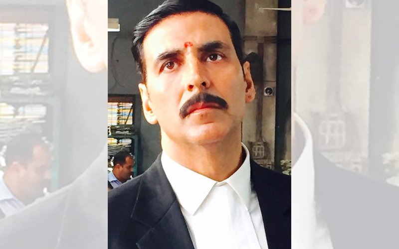 Akshay reveals his Lawyer Look for Jolly LLB 2