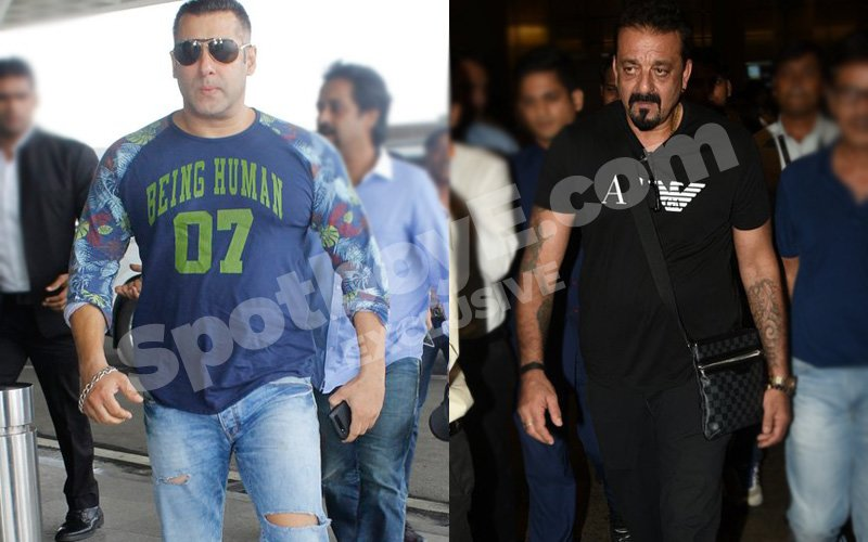 Will Salman and Sanjay Dutt patch up tomorrow?