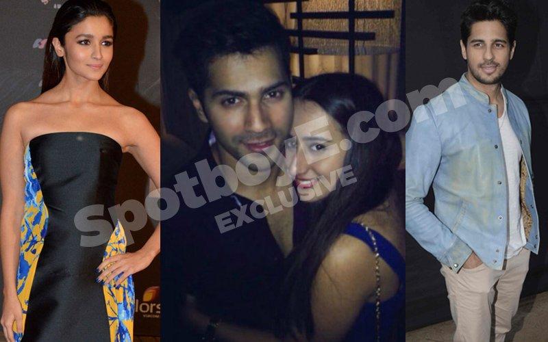 Is Alia-Sid's talked-about split the reason why Natasha wants to accompany Varun to the US?