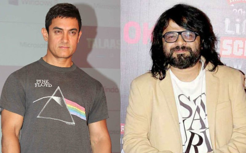 Aamir Whisks Pritam Away From Jagga Jasoos