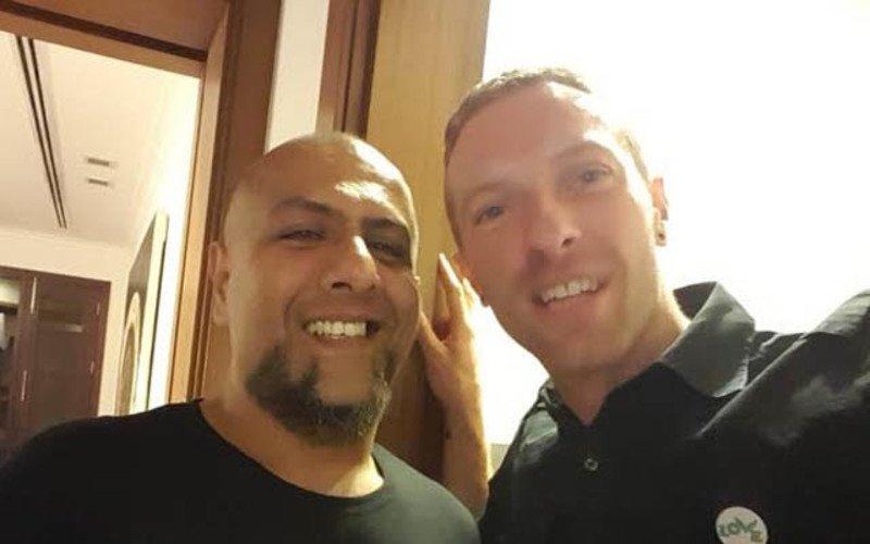 OMG! Coldplay's Chris Martin Did A Secret Gig In Delhi