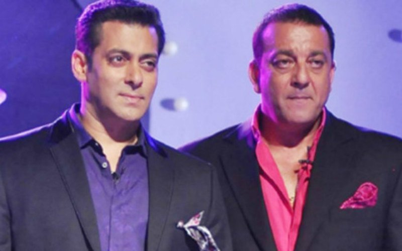 Salman Khan To Party With Sanjay Dutt
