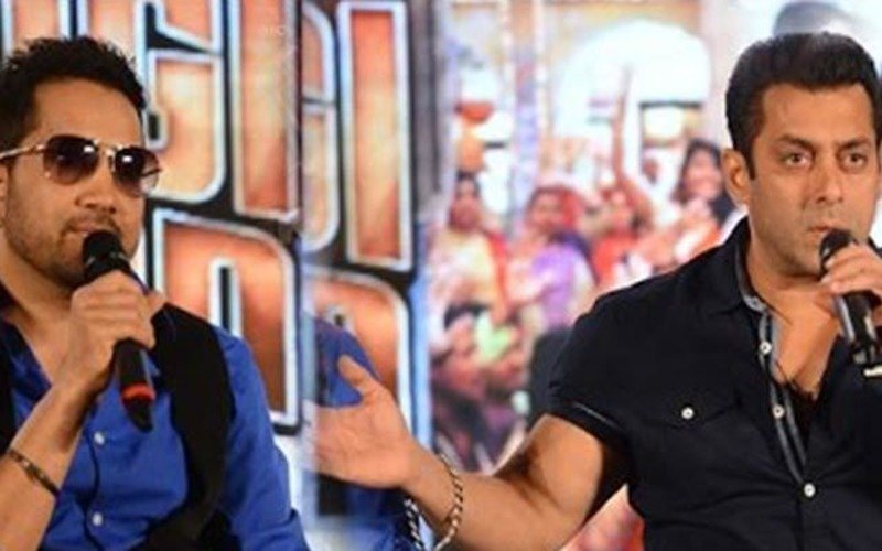 Mika Singh Had Almost Lost The Song From Bajrangi Bhaijaan