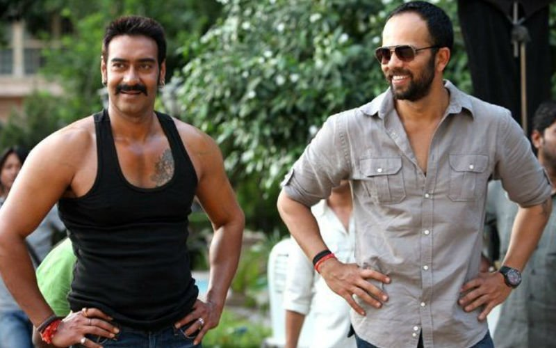 Ajay Devgn And Rohit Shetty To Team Up Again