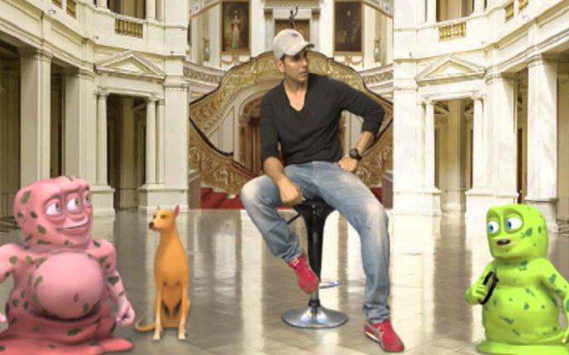 Akshay Kumar | Bakwaas Bandh Kar |  Entertainment