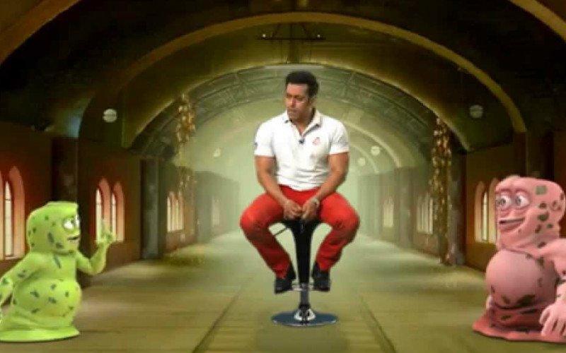 Salman Khan | Bakwaas Bandh Kar | Kick