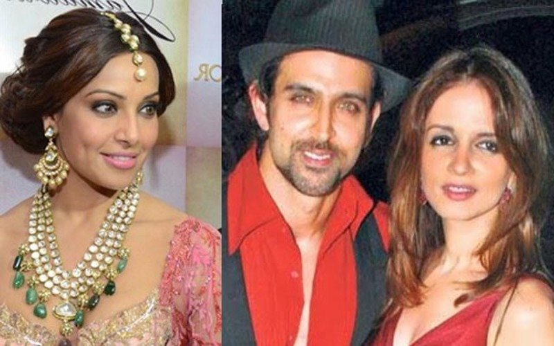 Bipasha Thinks That Sussanne Has Remarried Hrithik!