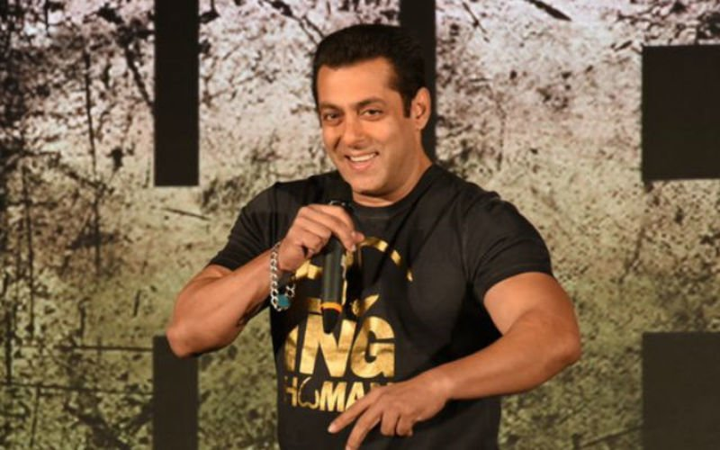 Salman Takes A Dig At Music Composer Anu Malik
