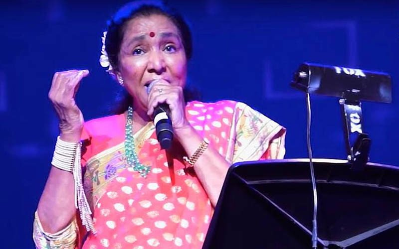 Asha Bhosle Brings In Her Birthday In New York
