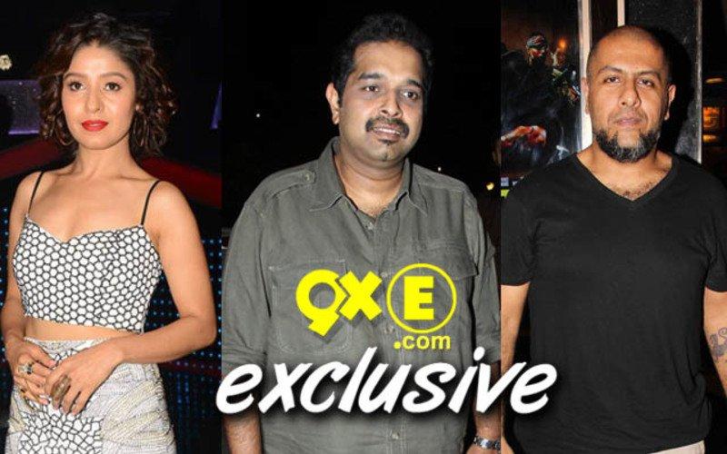 Sunidhi Chauhan, Shankar Mahadevan, Vishal Dadlani To Act In Rock On 2