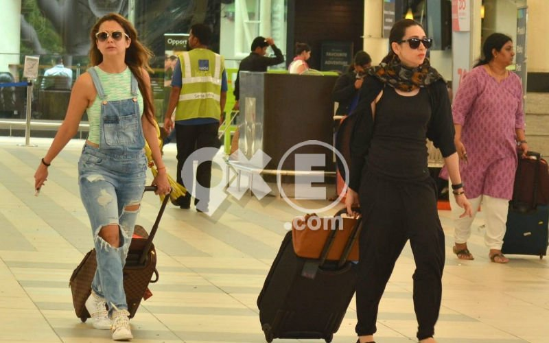 The Party Is Over For Kareena's Gal Gang