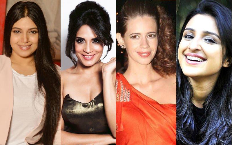 Parineeti, Richa, Kalki, Bhoomi In A Web Series