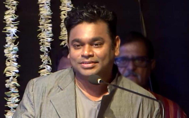 AR Rahman Conferred With Hridaynath Mangeshkar Award
