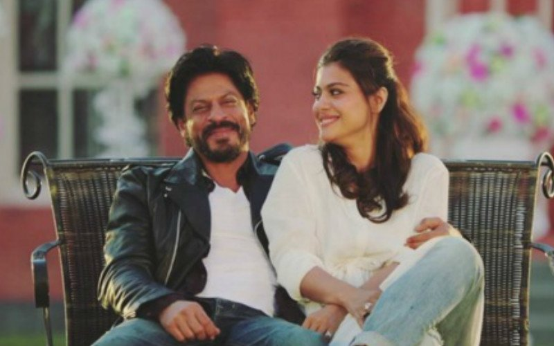 Kajol's Lucky Charm Tripping Was A Constant Feature In Dilwale
