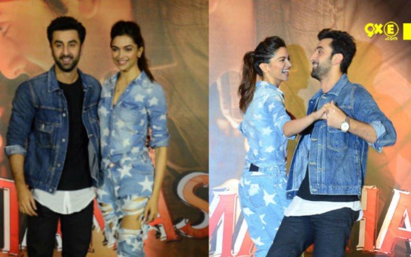 Ranbir-Deepika Are At It Again!