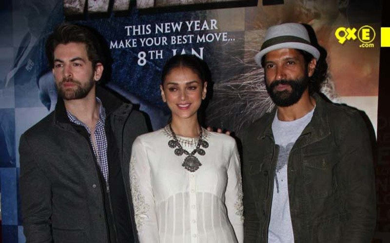 Wazir Trailer Launched