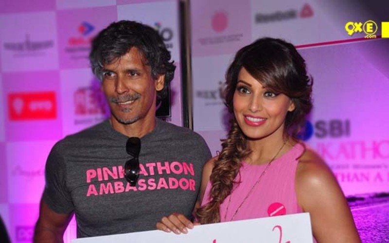Bipasha Turns Pinkathon Ambassador