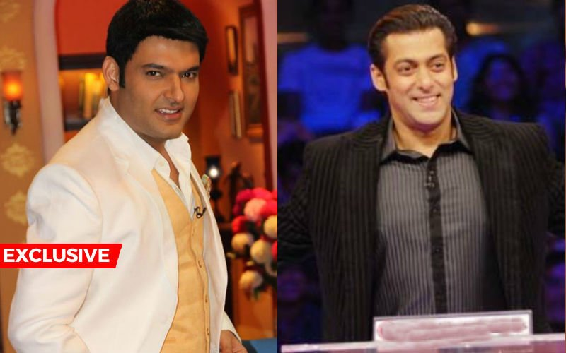 HOT BUZZ: Kapil Sharma To Replace Salman Khan In 10 Ka Dum