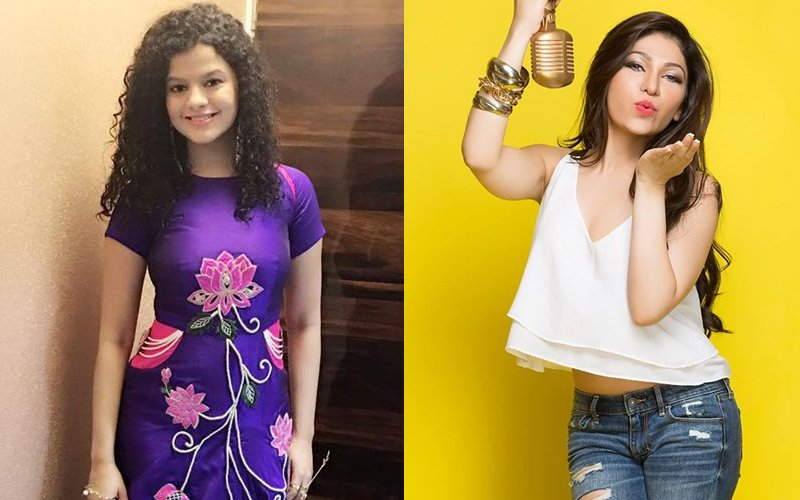 Palak Muchhal thrown out, Tulsi Kumar roped in