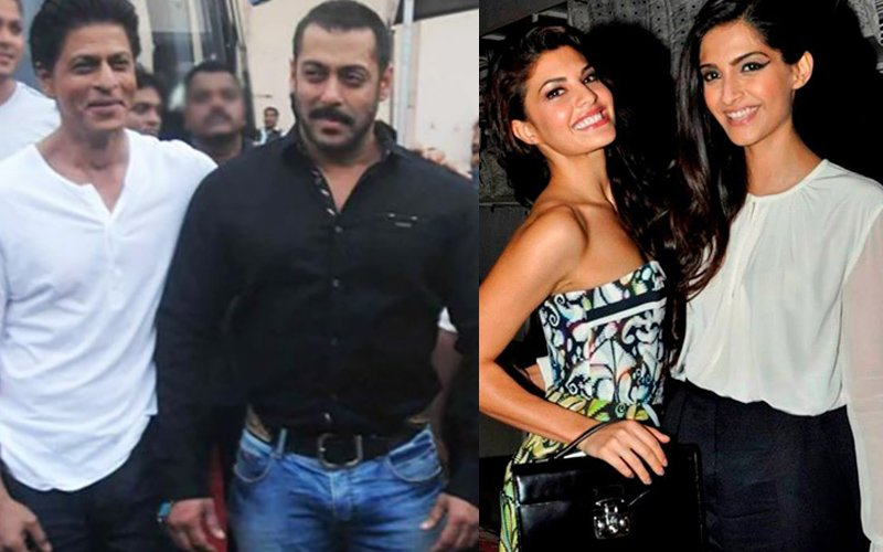 Friendship Day Special: 10 B-Town Stars Who Are Thick Pals In Real Life