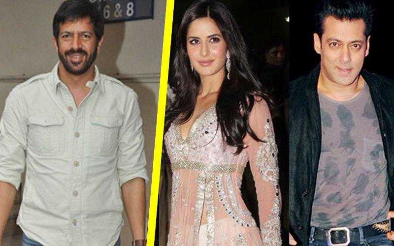 Kabir Khan goes back to Katrina for his next with Salman