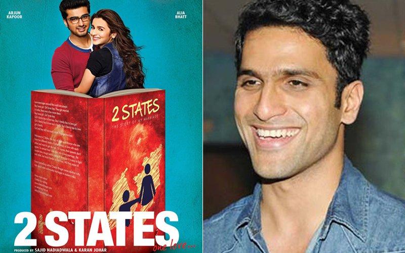 2 states poster and abhishek varman the director