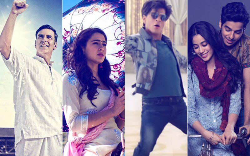 Padman, Kedarnath, Zero, Dhadak...Films That You Can't MISS In 2018