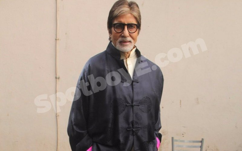 Amitabh Bachchan Records Ganpati Aarti For Siddhivinayak Temple