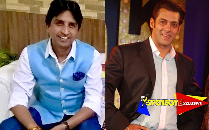 BUZZ: AAP member Kumar Vishwas to replace Salman in 10 Ka Dum
