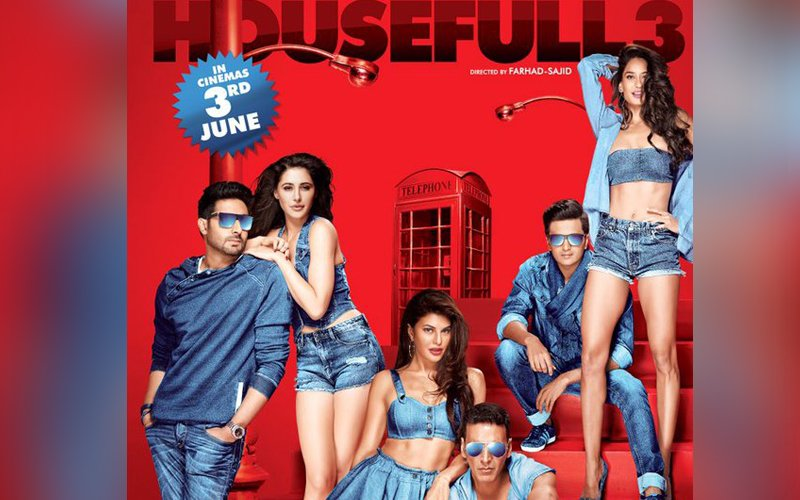 Akshay Kumar's Housefull 3 looks interesting