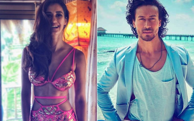 "Is Tiger Shroff's ""Mesmerised By Your Curves"" Tweet For Girlfriend Disha Patani?"