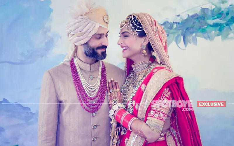 Sonam Kapoor Tells You Why She Married Anand Ahuja