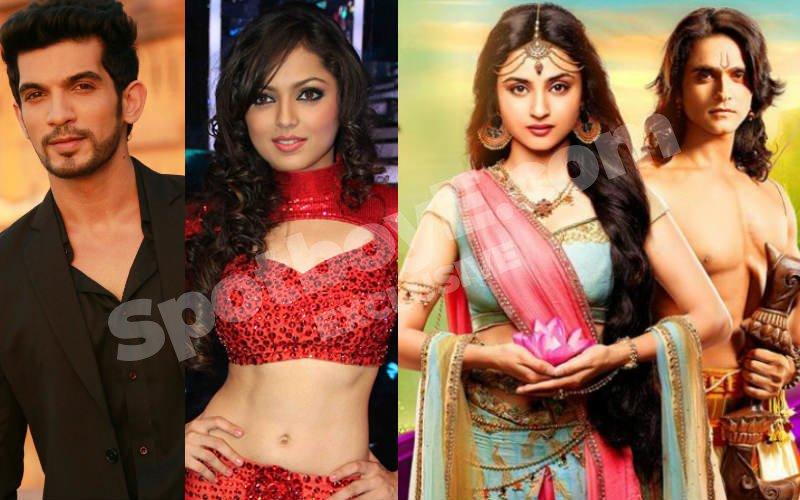 Arjun Bijlani-Drashti Dhami show will replace Siya Ke Ram