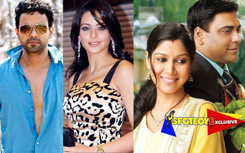 Pawan-Aamna to replace Ram-Sakshi in Bade Achhe Lagte Hain 2?