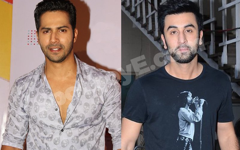 Did Varun replace Ranbir for the Dream Team concert?