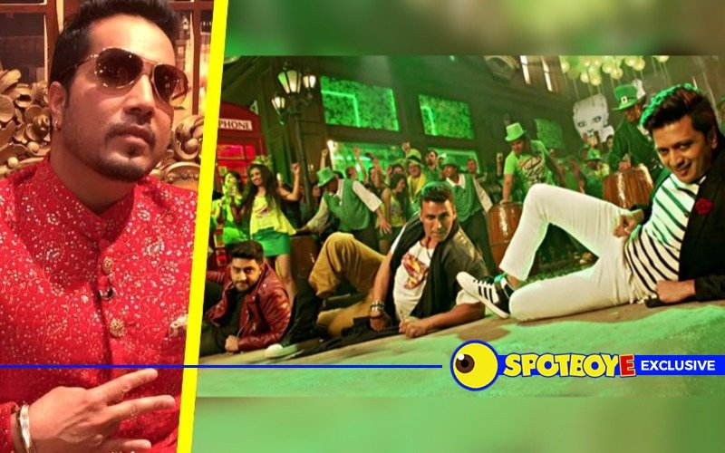 Mika Singh was not the first choice for Tang Uthake in Housefull 3