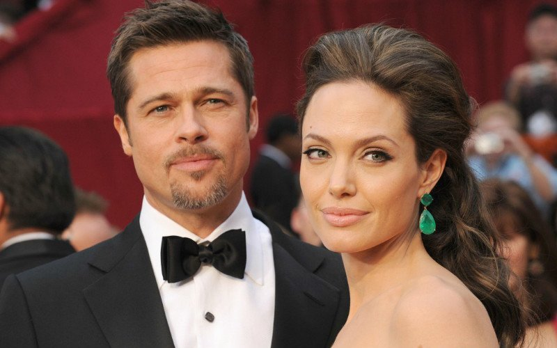 BUZZ: Brad Pitt-Angelina Jolie headed for divorce