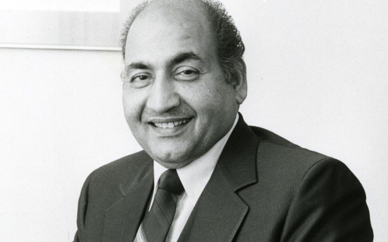 Remembering Mohammed Rafi, the Golden Voice of Bollywood
