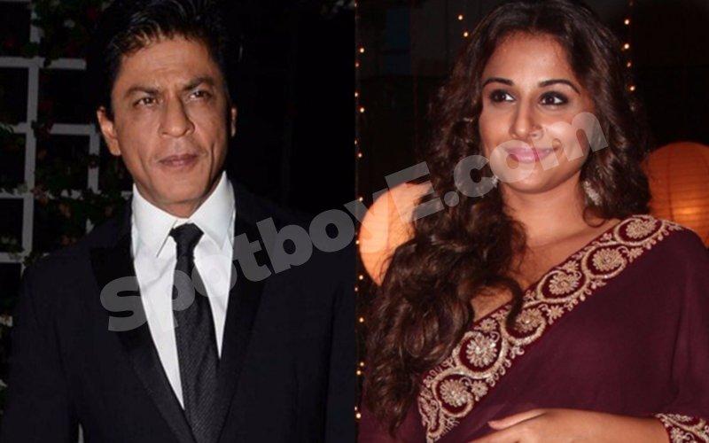 Now, SRK will clash with Vidya