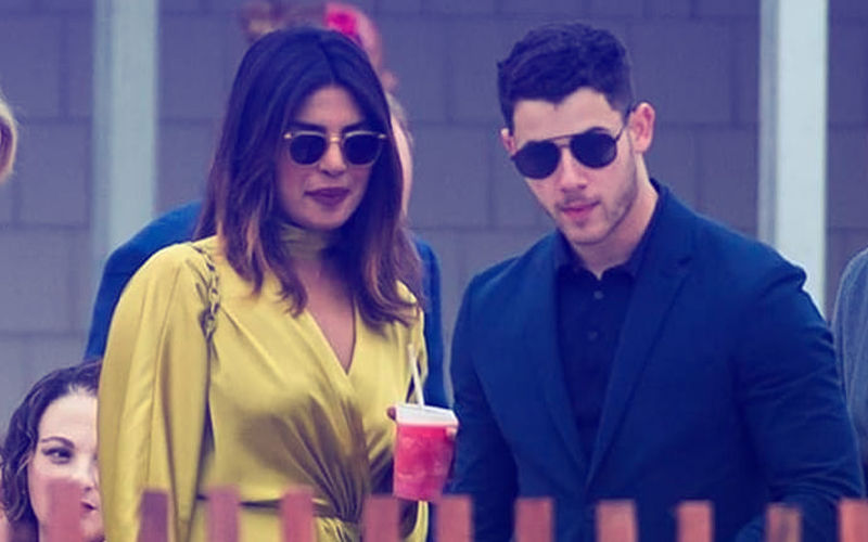Buzz: Priyanka Chopra To Get Engaged To Nick Jonas?