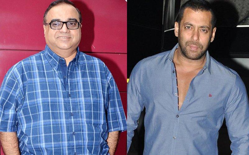 Rajkumar Santoshi woos Salman for his next