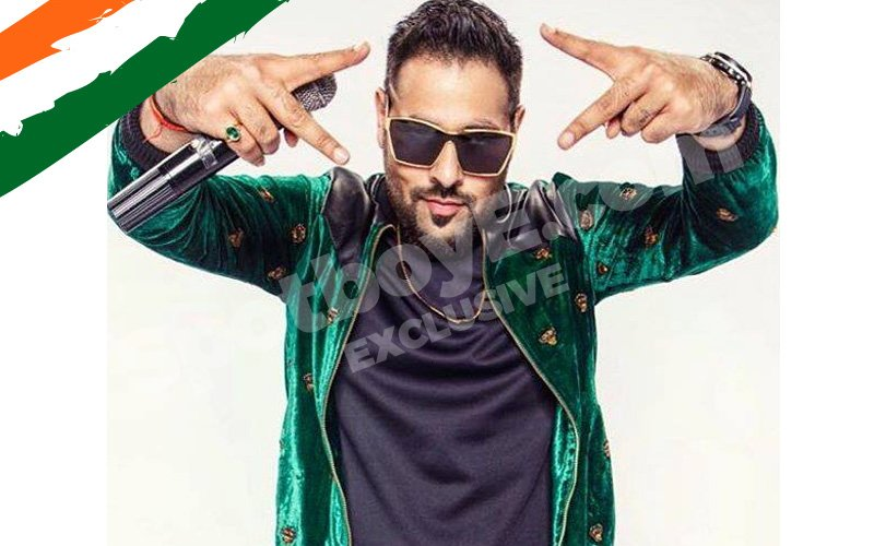 Badshah's Independence Day Swag
