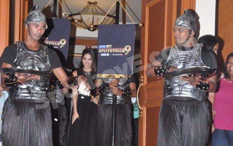 Sunny Leone launches Splitsvilla 9