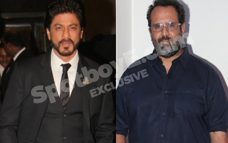 Is SRK's film with Aanand Rai titled Bandhua?