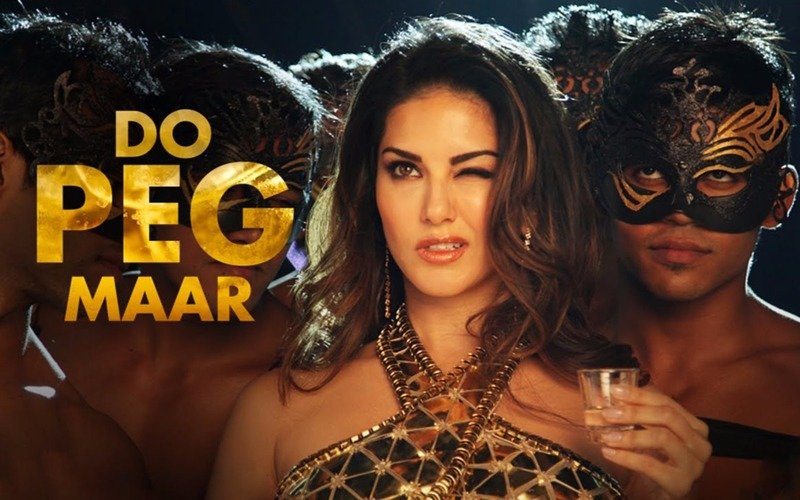 Sunny Leone says 'Do Peg Maar'