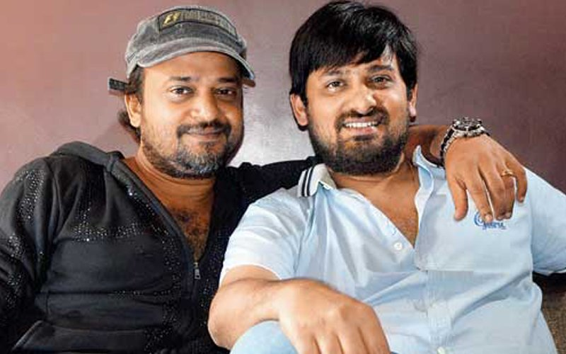 Composer-duo Sajid-Wajid believe that they are nothing without each other