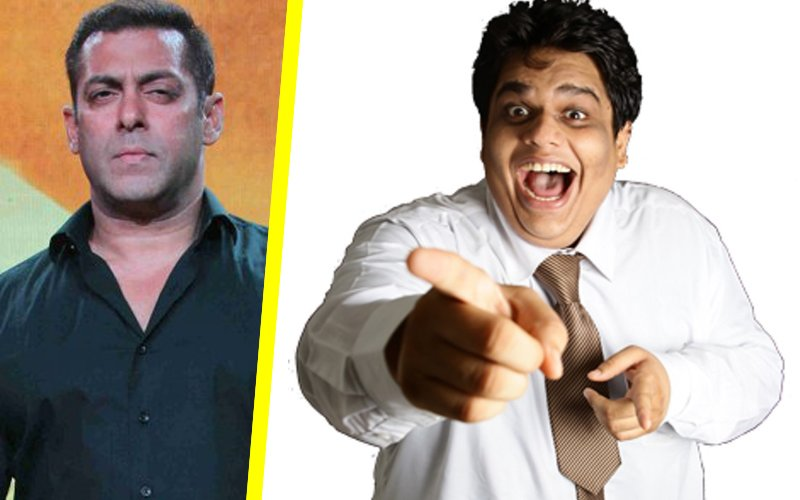 Tanmay Bhat speaks on Salman's 'Raped Woman' comment... and then chickens out