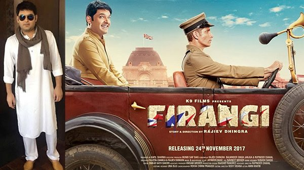 kapil and firangi poster