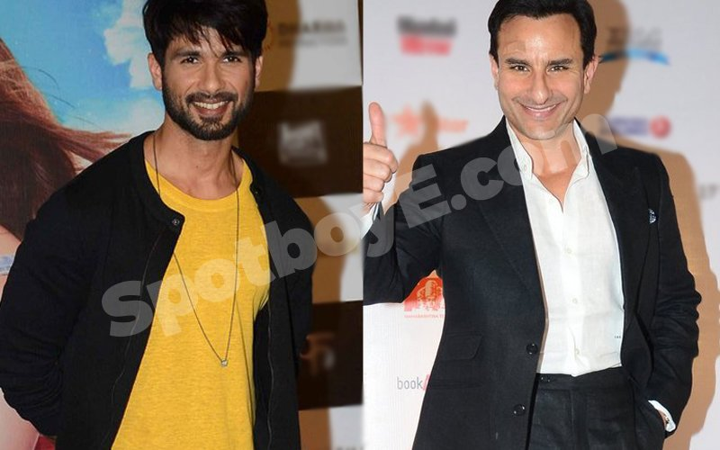 'Rangoon' gets delayed! Shahid & Saif relieved! Here's why